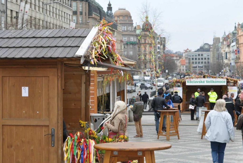 Easter Market Prague