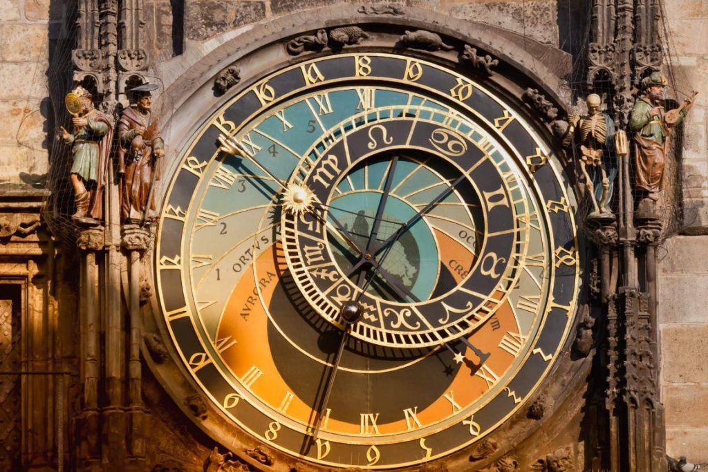 Prague Astronomical Clock HD