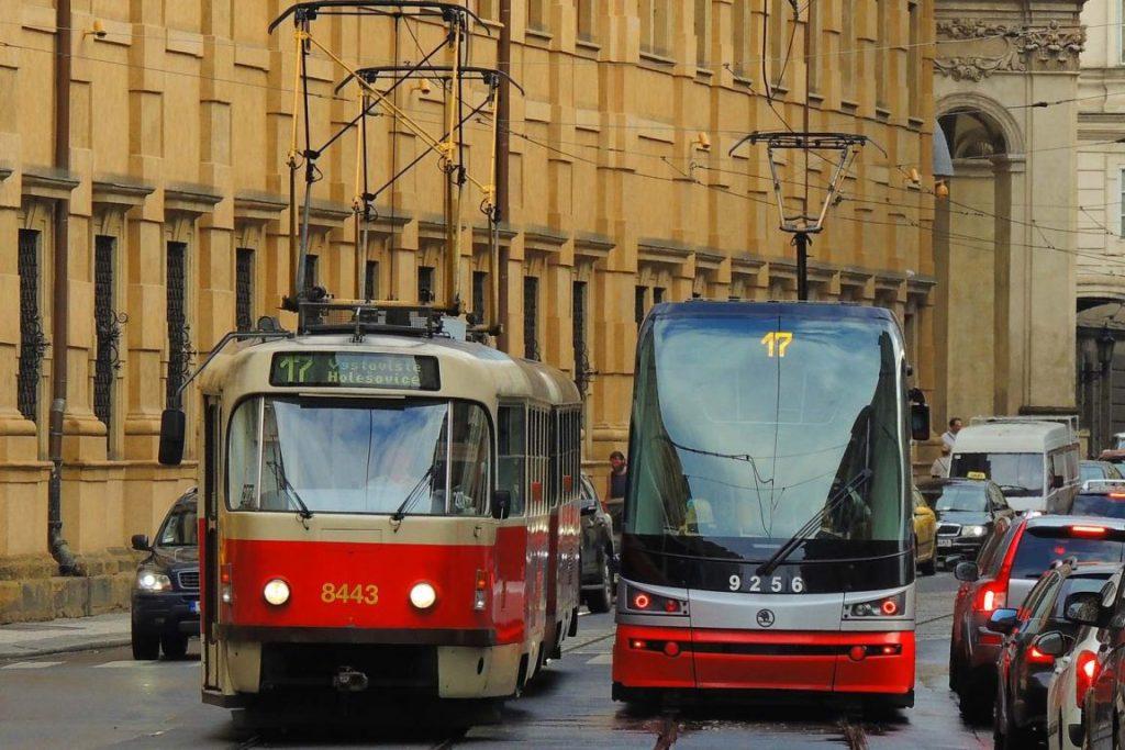 prague-trams