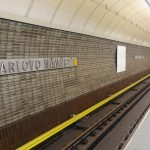 Karlovo Namesti Metro is Opening on 1st of August!