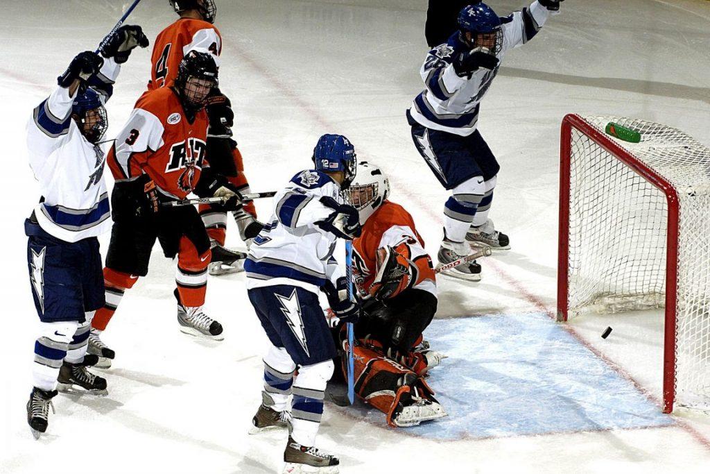 Ice hockey 2024