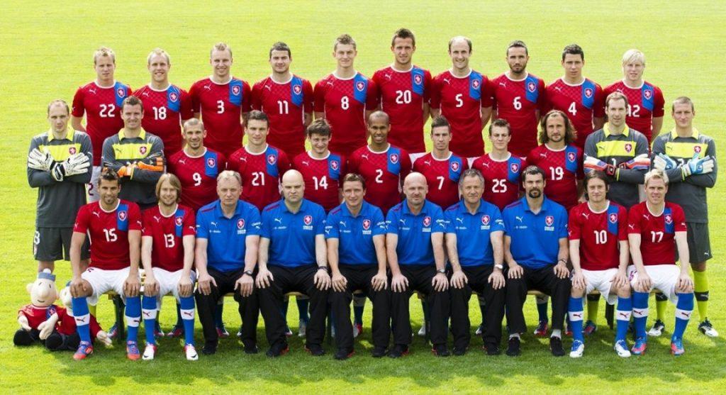 Czech Republic National Male Football Team