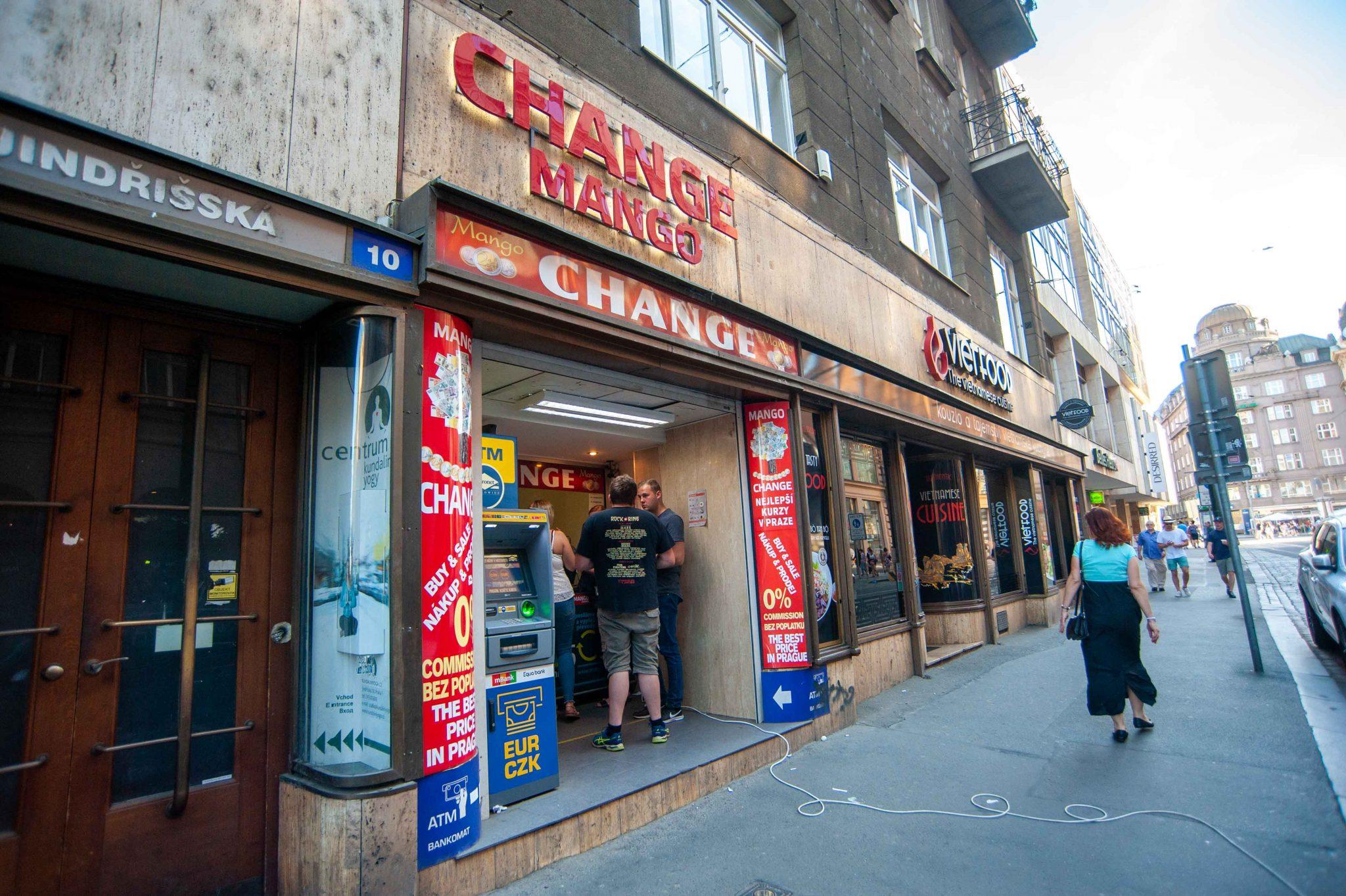 2nd Best exchange Office Change Mango