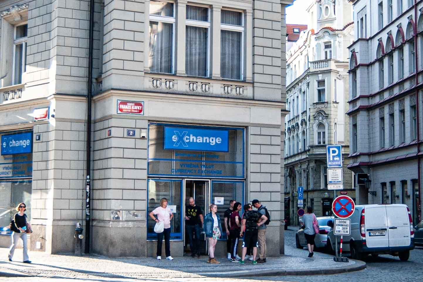 eXchange Prague
